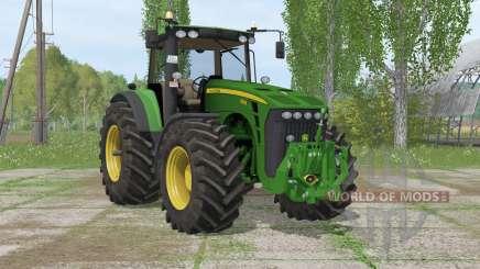 John Deere 8ƽ30 для Farming Simulator 2015