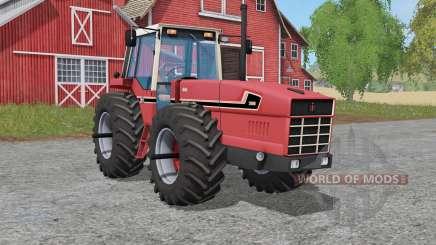 International 358৪ для Farming Simulator 2017