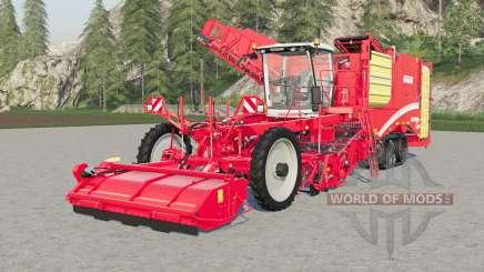 Grimme Varitron 470 Platinum Terra Traȼ для Farming Simulator 2017