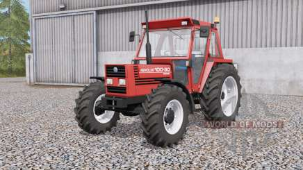 New Holland 100-90 для Farming Simulator 2017