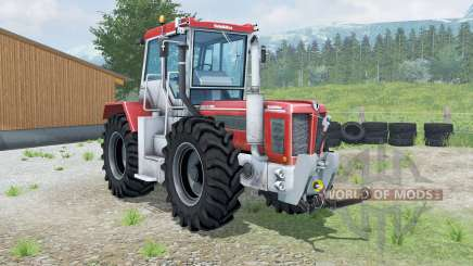 Schluter Super-Trac 2500 VⱢ для Farming Simulator 2013