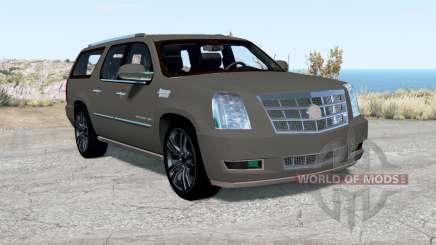 Cadillac Escalade ESV Platinum Edition 2009 для BeamNG Drive