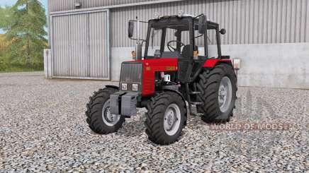 МТЗ-820 Беларуȼ для Farming Simulator 2017