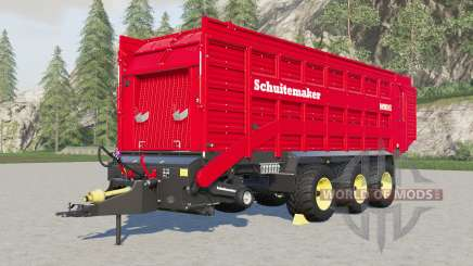 Schuitemaker Rapide very large working width для Farming Simulator 2017