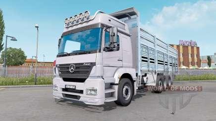Mercedes-Benz Axor 3228 2012 для Euro Truck Simulator 2