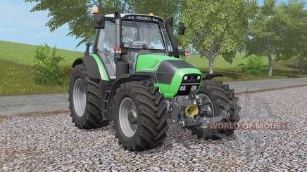 Deutz-Fahr Agrotron TTV 6Զ0 для Farming Simulator 2017