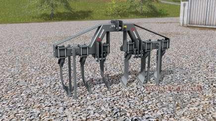 Saphir PlowStar Combi для Farming Simulator 2017