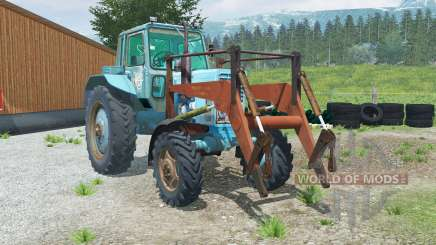 МТЗ-82 Беларуꞔ для Farming Simulator 2013