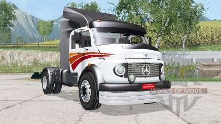 Mercedes-Benz L 151୨ для Farming Simulator 2015