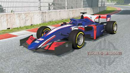 Genesis F2 для BeamNG Drive