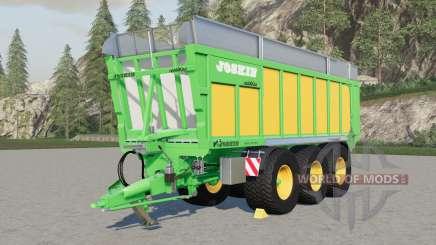 Joskin Drakkar 8600-37T1৪0 для Farming Simulator 2017