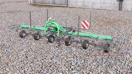 Deutz-Fahr CondiMaster 83ろ1 для Farming Simulator 2017