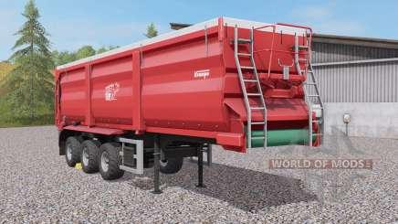 Krampe Sattel-Bandit 30-60 для Farming Simulator 2017