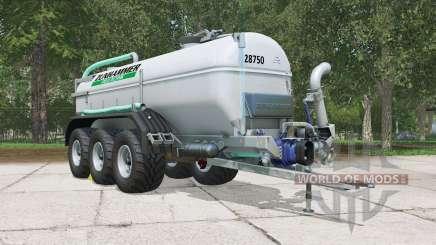 Zunhammer STS 28750 для Farming Simulator 2015