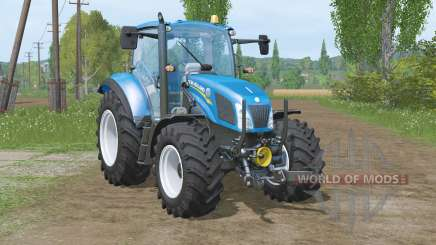 New Holland T5.95〡T5.105〡T5.115 для Farming Simulator 2015