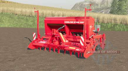 Kuhn Sitera ろ000 для Farming Simulator 2017