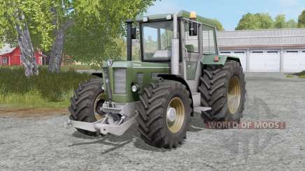Schluter Super 1500 TVⱢ для Farming Simulator 2017