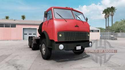 МАЗ-515Б для American Truck Simulator