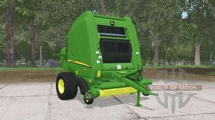 John Deere 864 Premiuᵯ для Farming Simulator 2015