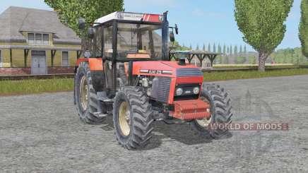 ZTS 162Ꝝ5 для Farming Simulator 2017