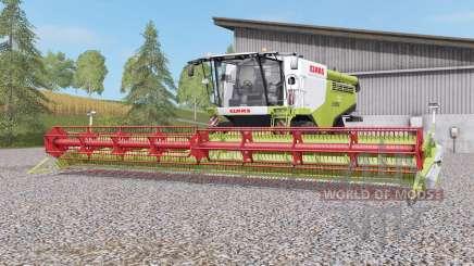 Claas Lexion 740〡750〡760〡770〡780 для Farming Simulator 2017