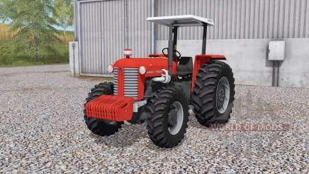 Massey Ferguson 95x 1973 для Farming Simulator 2017
