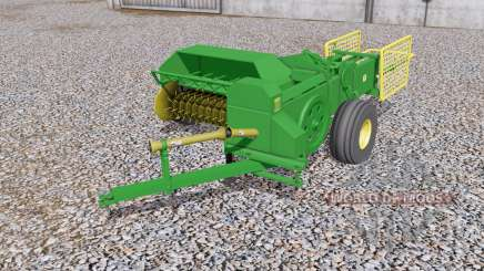 John Deere 24Ƭ для Farming Simulator 2017