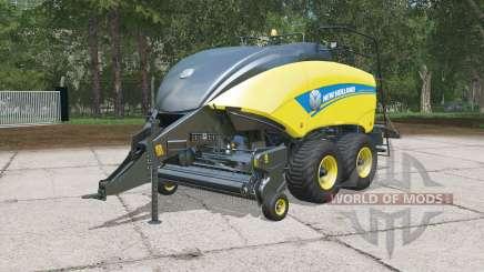 New Holland BigBaler 1290 & Roll-Belt 150 для Farming Simulator 2015