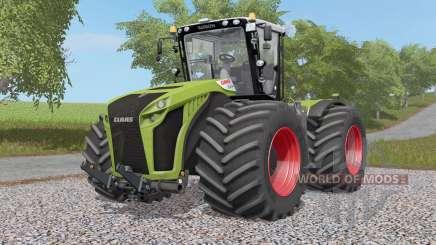 Claas Xerion 4000〡4500〡5000 Trᶏc VC для Farming Simulator 2017