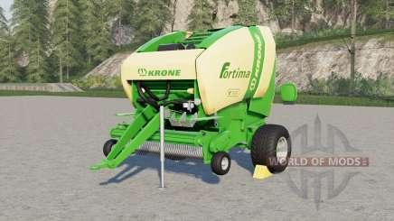 Krone Fortima V 1ⴝ00 для Farming Simulator 2017