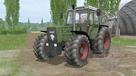 Fendt Favorit 611 LSA Turbomatiᶄ E для Farming Simulator 2015
