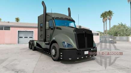Kenworth T680 The Generaɫ для American Truck Simulator