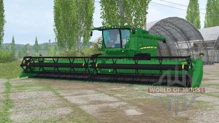 John Deere S6৪0 для Farming Simulator 2015