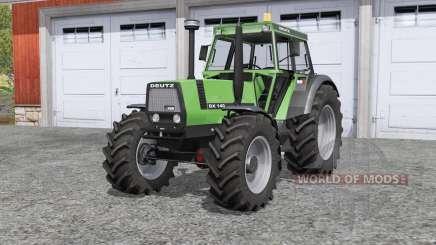 Deutz DX 1ꝝ0 для Farming Simulator 2017