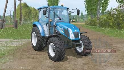 New Holland TꜬ.65 для Farming Simulator 2015