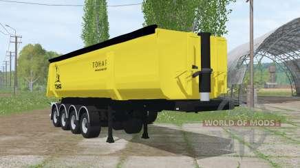 Тонар 9523Ꝝ для Farming Simulator 2015