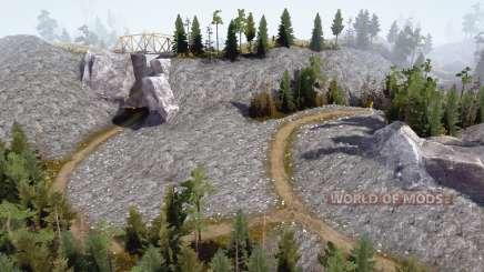 Урал 11: Горы для MudRunner