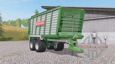 Bergmann HTW Ꝝ0 для Farming Simulator 2017