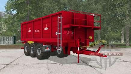 Annaburger HTS 33.1Ձ для Farming Simulator 2015