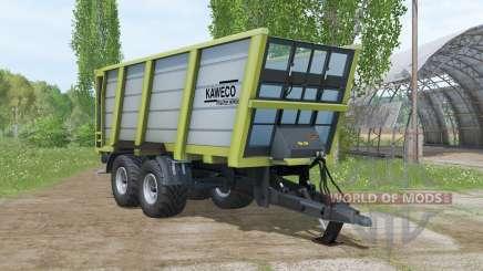 Kaweco Pullbox 8000Ɦ для Farming Simulator 2015