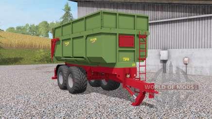 Hilken MK6500 для Farming Simulator 2017