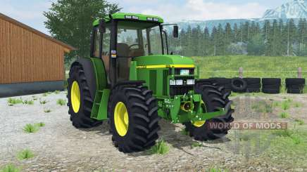 John Deerⱸ 6610 для Farming Simulator 2013
