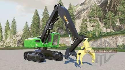 John Deere 953MH & 959MH Swing Loader для Farming Simulator 2017