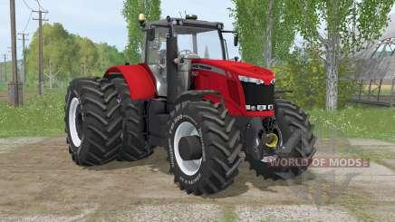 Massey Ferguson 7622 Dynⱥ-6 для Farming Simulator 2015