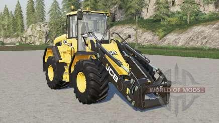 JCB 435 S v1.1 для Farming Simulator 2017