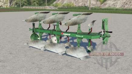 Regent Saturn 338 CꞳ для Farming Simulator 2017