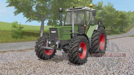 Fendt Favorit 610 LSA Turbomatik Є для Farming Simulator 2017