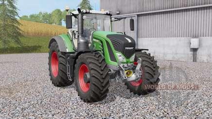 Fendt 900 Vaᵲio для Farming Simulator 2017