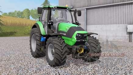 Deutz-Fahr 6190 TTV Agrotron для Farming Simulator 2017