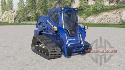 New Holland C232 custom для Farming Simulator 2017